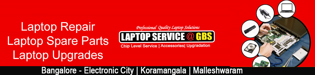 Laptop Service in Bangalore
